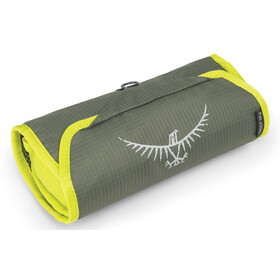 Osprey Washbag - Para tener el equipaje ordenado - Roll verde